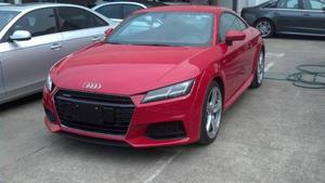 Audi Tt  S-line Demo