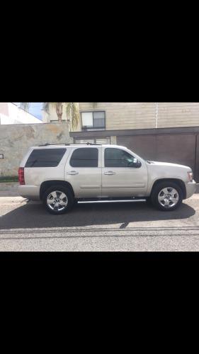 Chevrolet Tahoe D 5p Suv Aut Piel Cd 2a Fila Asientos
