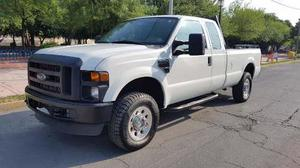 F-250 Cabina Y Media Super Duty 4x4