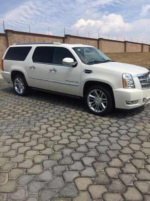 Cadillac Escalade Esv Platinum (larga)