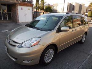 Toyota Sienna Sienna Xle  Sienna Xle 5 P Electricas Xle