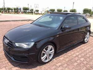 Audi A3 S Line 1.8t Qc Panoramico Impecable Seminuevo