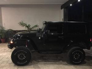Jeep Wrangler 2p X Base 6vel 4x4 A/a Toldo Duro