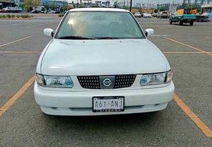 Nissan Tsuru 4p Gs I 5vel Eqp