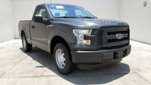 Ford F-150 Xl Cab Reg 4x2 V Gris Oxford