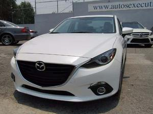 Mazda 3 Sedan Grand Touring, Máximo Equipo De Fabrica,