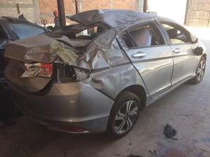 Honda City Ex Siniestrado Para Reparar Todas Las Marcas
