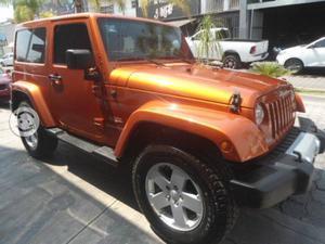 Jeep sahara 4x4 como nuevo unico dueño