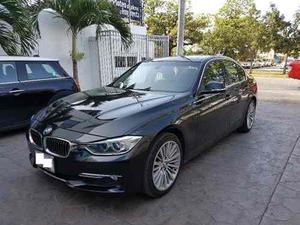 Bmw 328 Luxury Line Aut  Negro