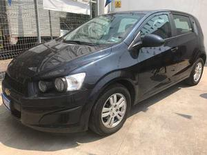 Chevrolet Sonic Hatchback Automatico