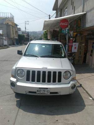 Jeep Patriot 5p Sport Cvt 4x
