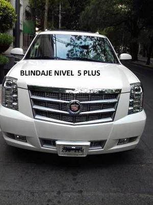 Cadillac Escalade Esv, , Blindaje Nivel V Plus