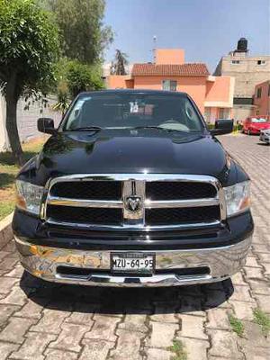 Dodge Ram Pickup Quad Cab Slt Aut 4x2 A/a Flotillera