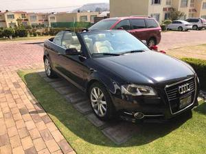 Audi A3 Cabriolet Audi A3 Cabriolet 2.0 Lts Turbo S Tronic