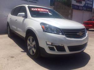 Chevrolet Traverse,  Lt Automatica Piel 20´ Aleación