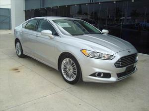 Ford Fusion p Se Luxury L4/2.0/t Aut