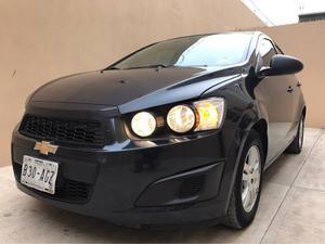 Chevrolet Sonic Lt  Automático Placas Df Uber