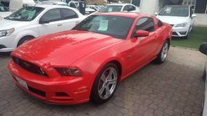 Ford Mustang 2p Gt Equipado Piel