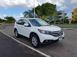 Honda Crv  Exl 4wd Piel Quemacocos
