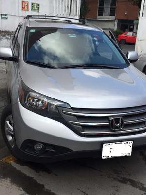 Honda Crv  Exl 4wd Piel Quemacocos Unico Dueño
