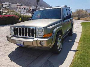 Jeep Commander  Limited Premium 4x2