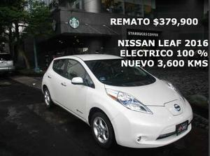 Nissan Leaf  Nuevo 100% Eléctrico