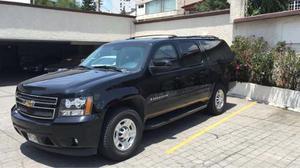 Chevrolet Suburban Suburban Paquete G Blindada 4 Plus