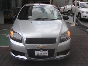 Chevrolet Aveo p LT L4/1.6 aut