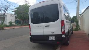 Ford transit 15 pasageros