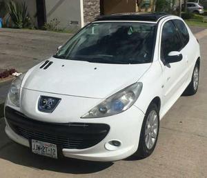 Peugeot 207 Edición Feline  Blanco 3 Puertas
