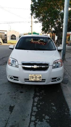 Chevrolet Aveo  impecable