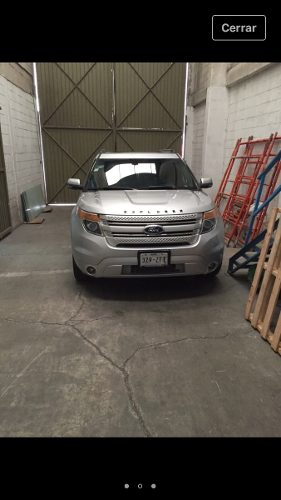 Ford Explorer 5p Limited V6 4x2 Sync