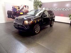 Jeep Compass Limited 4x