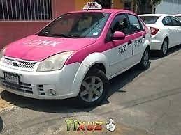 Placas taxi D.F $
