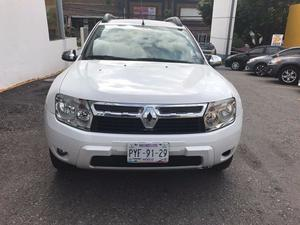 Renault Duster manual Dinamique  Cuernavaca