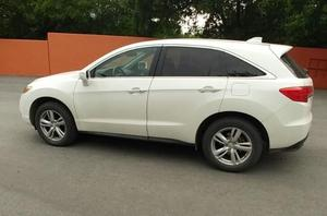 Acura RDX  Kilometraje