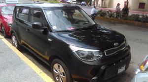 Kia Soul LX automatico  impecable financiable Cuernavaca