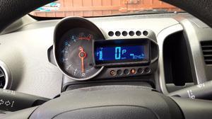 Chevrolet Sonic  Kilometraje