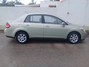 Nissan Tiida  EMOTION STD EQUIPADO IMPACABLE