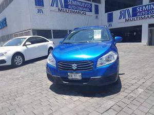 Suzuki Sx4 S-cross Gl Tm  Azul Perlado