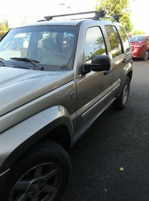 Jeep Liberty  Kilometraje