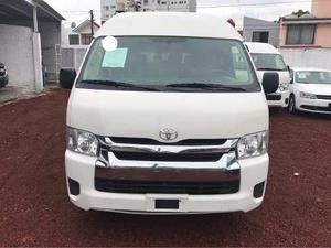 Toyota Hiace Toyota Hiace  Pasajeros, Dible Clima 20