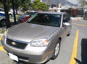Chevrolet Malibû  Kilometraje