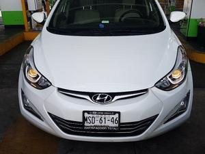 Hyundai elantra limited tech  el más equipado