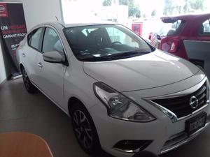 Impecable  Nissan Versa Exclusive AUTO DEMO garantia 3