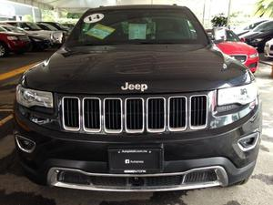 Jeep Grand Cherokee 5p Limited Premium 4x4 BLINDAJE NIVEL 5