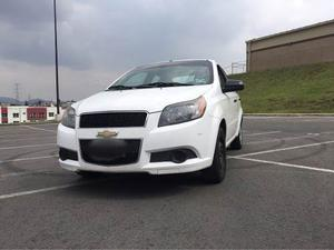 Chevrolet Aveo Manual Aire Acondicionado