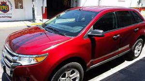 Ford Edge Se  Color Rojo