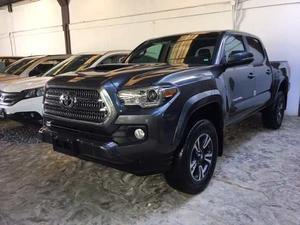 Toyota Tacoma 4x, Nueva Sin Rodar. Llévatela Hoy.