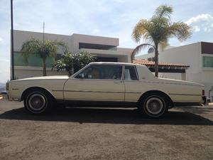 Chevrolet Caprice  Kilometraje
